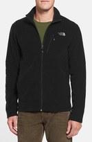 The North Face 'Texture Cap Rock' Fleece Jacket