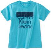 Calvin Klein Graphic-Print T-Shirt, Little Boys (2-7)