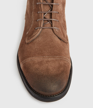 AllSaints Harland Suede Boots