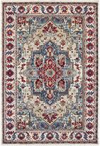 Couristan Floral Sarouk Rectangular Rug