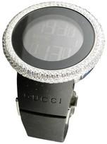 Gucci Digital 10 Ct White Genuine Diamonds Brand New 49mm Mens Watch