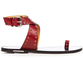 Etoile Isabel Marant Jusip leather sandals