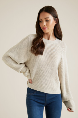 Seed Heritage Favourite Cropped Knit