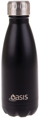 Oasis Stainless Steel Double Wall Insulated Drink Bottle 350ml - Matte