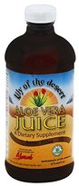Lily of the Desert Aloe Vera Products 100% Certified Organic - Aloe Vera Gel 16 oz - Original Aloe Products