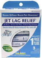 Boiron Jet Lag Relief by 3pack Pellets)