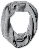 Sofia Cashmere Women's Snood, Grey Flannel