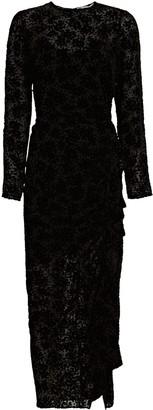 Veronica Beard Lala Lace Midi Dress