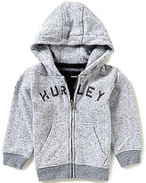 Hurley Baby Boys 12-24 Months Retreat Fleece Hoodie