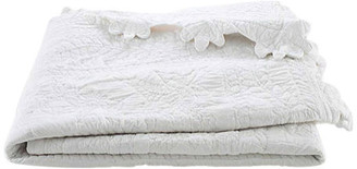 Amity Home Charles Cotton Quilt, White, King