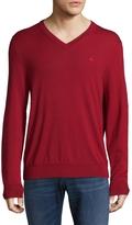 Brooks Brothers Men's Merino Wool Sweater