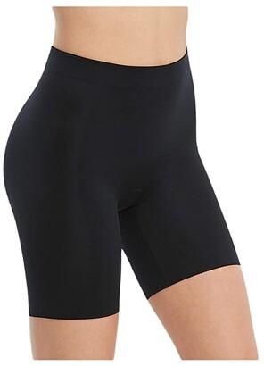 Spanx Suit Your Fancy Butt Enhancer (Very Black) Women's Underwear