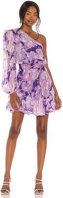 HEMANT AND NANDITA Ione Mini Dress