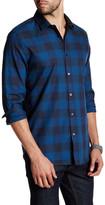 Calvin Klein Regular Fit Buffalo Check Long Sleeve Shirt