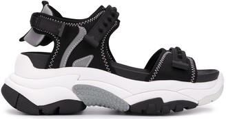 Ash Adapt chunky-sole sandals
