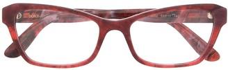 Dolce & Gabbana Eyewear Tortoiseshell Frame Optical Glasses