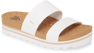 Reef Cushion Bounce Vista Hi Slide Sandal