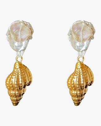 Ranjana Khan Dries Clip-On Earrings