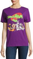 Freeze Space Jam Graphic T-Shirt- Juniors