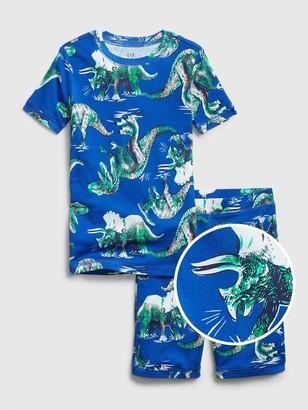 Gap Kids Dinosaur Short PJ Set
