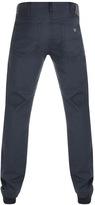Giorgio Armani Jeans J21 Regular Fit Jeans Navy