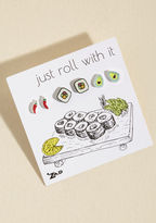 ModCloth Do Sushi What I See? Earring Set