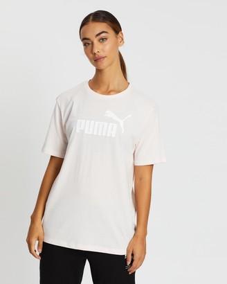 Puma Essential Logo Boyfriend Tee