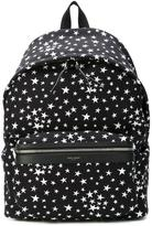 Saint Laurent City backpack - men - Leather/Polyamide - One Size