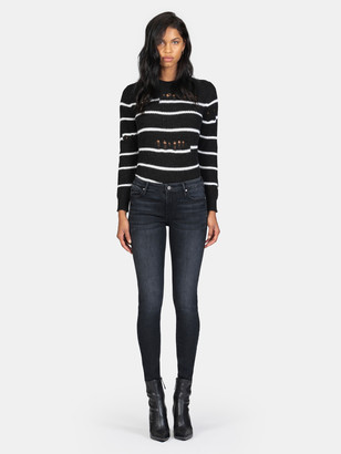 Black Orchid Jude Mid Rise Skinny