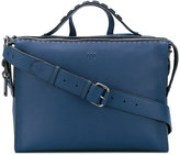 Fendi boxy tote bag - men - Calf Leather - One Size