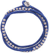 M. Cohen beaded bracelet-necklace