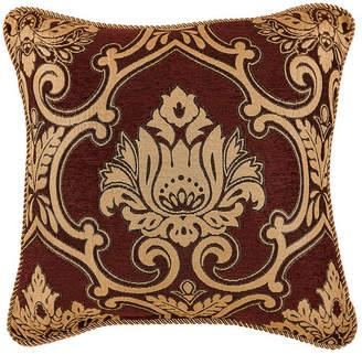 Croscill Gianna Square Pillow 18x18 Bedding
