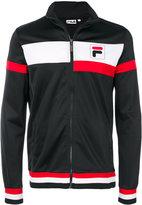 Fila block panel zipped jacket