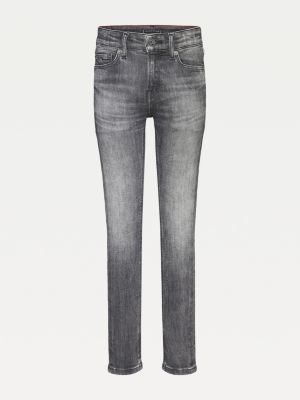 Tommy Hilfiger Simon Super Skinny Fit Faded Jeans