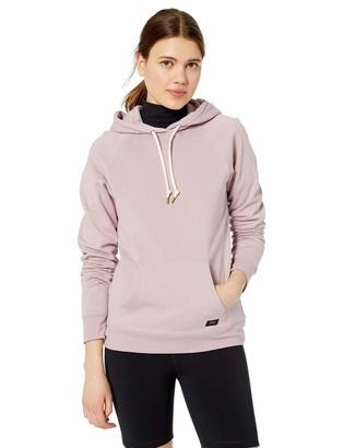 Obey Womens Comfy Pullover Hood Fleece