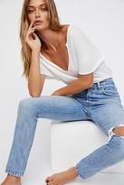 Levi's 501 Skinny Jeans at Free People Denim