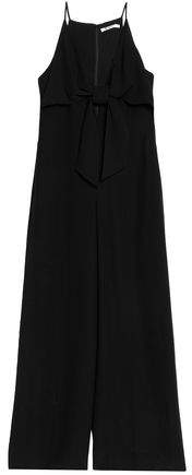 Alexander Wang Knotted Crepe Jumpsuit