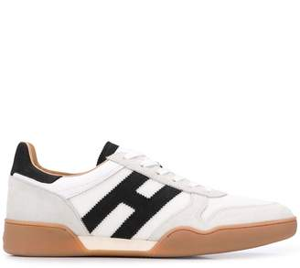 Hogan h357 lace-up sneakers