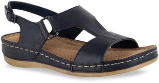 Easy Street Shoes Sami Women's Slingback Sandals
