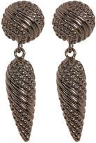 Yochi Twisty Turny Earrings