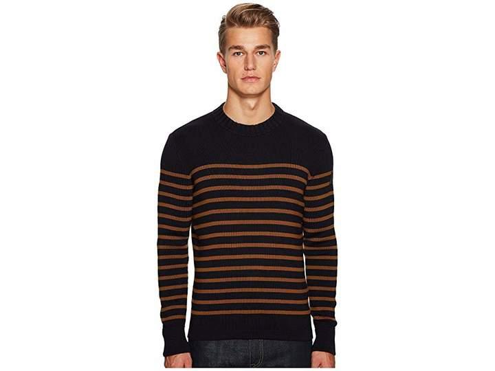 Belstaff Gaynesford Breton Stripe Sweater Men's Sweater