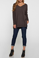Love Stitch Lovestitch Lightweight Oversized Sweater