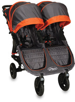 Baby Jogger Baby Jogger™ City Mini GT Double Stroller and Additional Accessories - Shadow/Orange