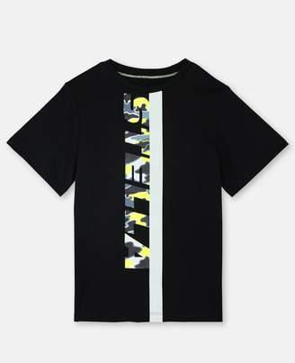 Stella McCartney Sport Cotton Logo T-Shirt, Men's