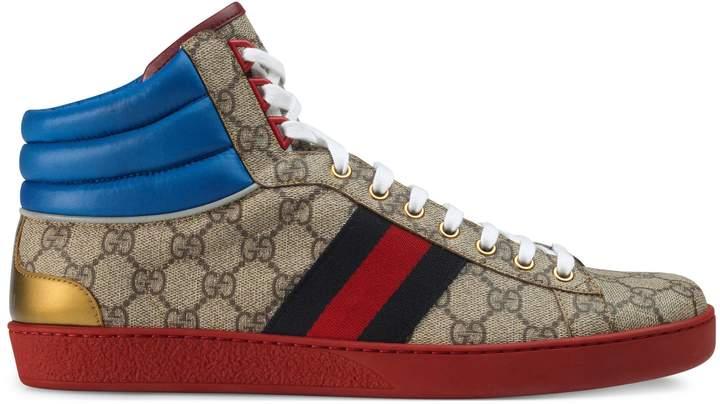 8322c72b064 Gucci Ace Sneakers Men
