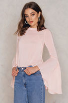 Endless Rose Bell Sleeved Top