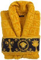 Versace Barocco Cotton Bathrobe