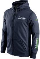 Nike Men's Seattle Seahawks Circuit Full-Zip Hoodie