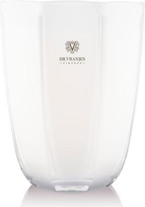 Dr.Vranjes 211.7 oz. Ginger Lime White Candle