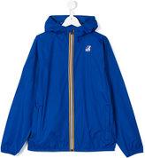 K Way Kids - hooded rain jacket - kids - Polyamide - 14 yrs